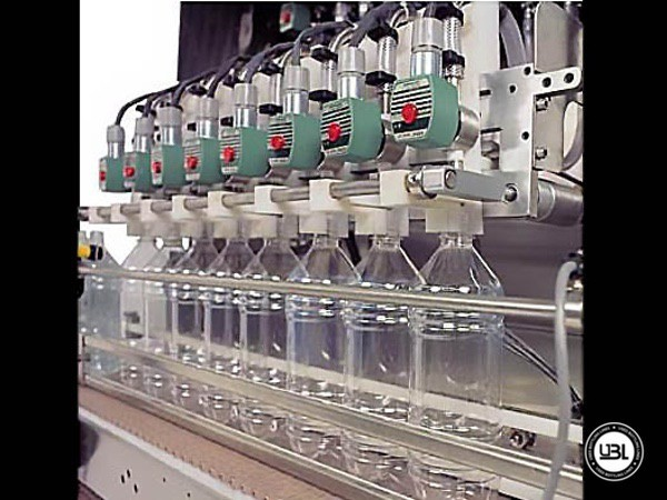 Used Complete PET Line for Water 3000 bph - 5