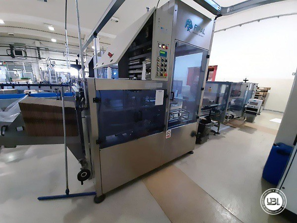 Complete Glass Line for Alcohol - 13