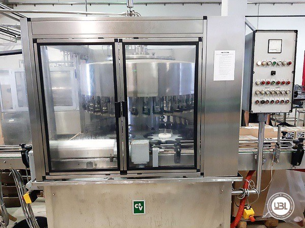 Complete Glass Line for Alcohol - 14