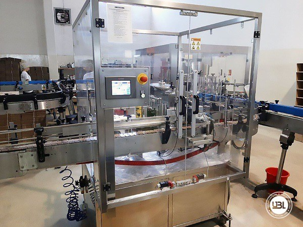 Complete Glass Line for Alcohol - 5