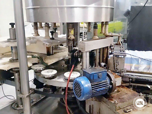 Used Complete PET Line for Soft Drinks, Water 5000 bph - 2