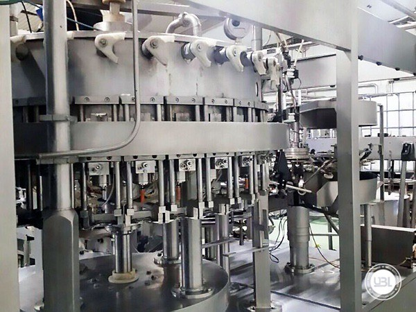 Used Complete PET Line for Soft Drinks, Water 5000 bph - 8