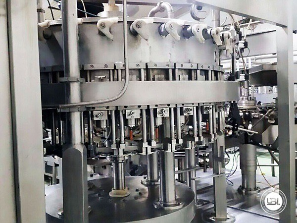 Used Complete PET Line for Soft Drinks, Water 5000 bph - 9