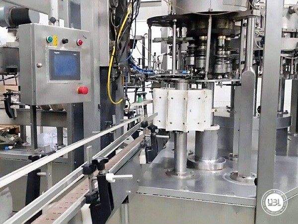 Used Complete PET Line for Soft Drinks, Water 5000 bph - 7