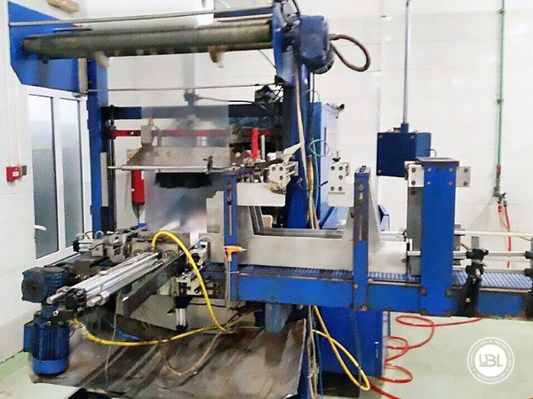 Used Complete PET Line for Soft Drinks, Water 5000 bph - 6