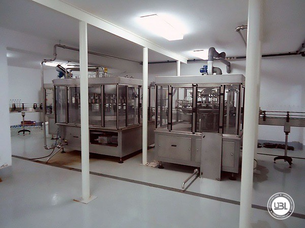 Used Complete PET Line for Soft Drinks, Sparkling Water, Water 6000 bph - 1