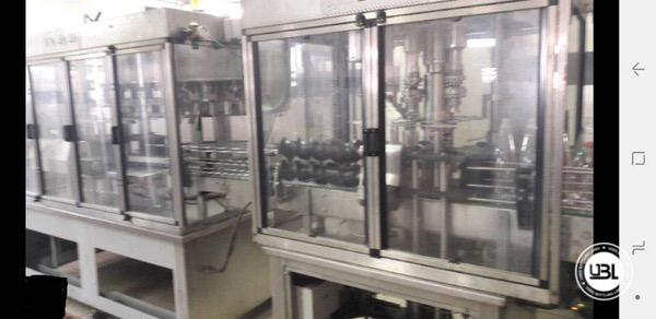 Used Complete PET Line for Soft Drinks, Sparkling Water, Water 6000 bph - 4