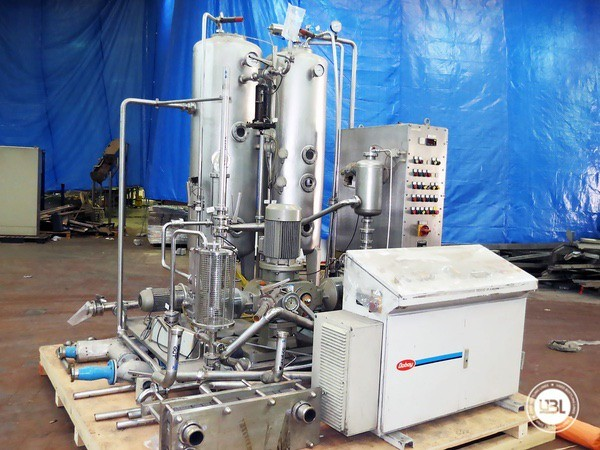 Used Complete Can Line for Soft Drinks 6000 cph - 45