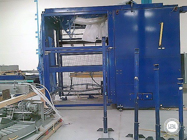 Used Complete Can Line for Soft Drinks 6000 cph - 10