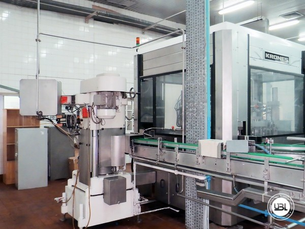 Used Complete Can Line for Soft Drinks 6000 cph - 19