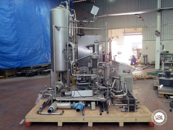 Used Complete Can Line for Soft Drinks 6000 cph - 41