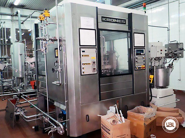 Used Complete Can Line for Soft Drinks 6000 cph - 20