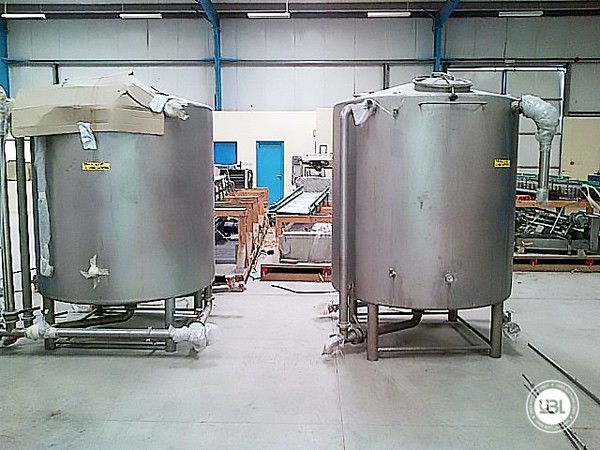 Used Complete Can Line for Soft Drinks 6000 cph - 25