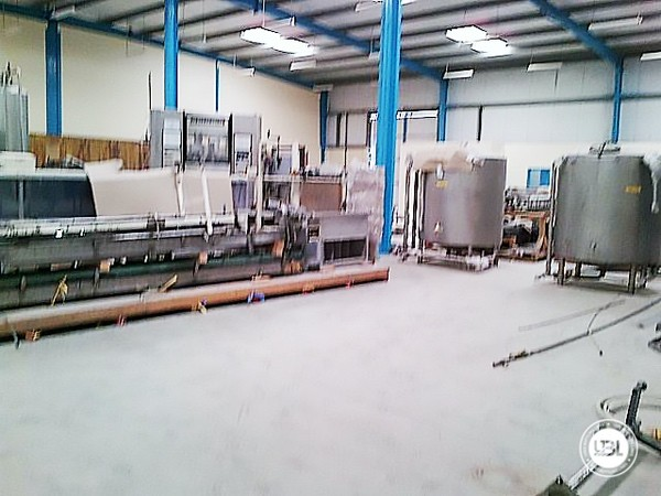 Used Complete Can Line for Soft Drinks 6000 cph - 27