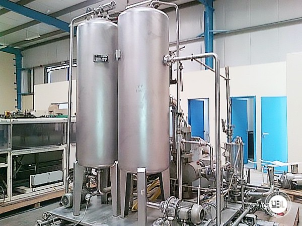 Used Complete Can Line for Soft Drinks 6000 cph - 28