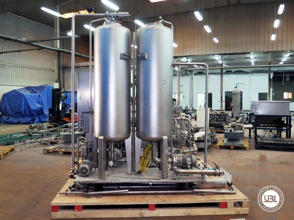 Used Complete Can Line for Soft Drinks 6000 cph - 44