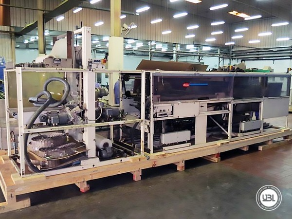 Used Complete Can Line for Soft Drinks 6000 cph - 32