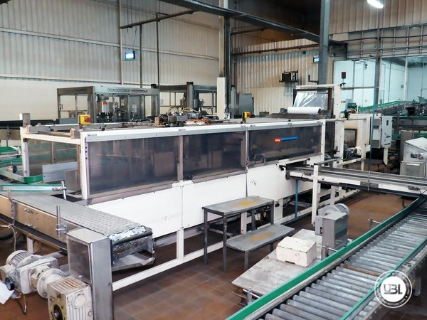 Used Complete Can Line for Soft Drinks 6000 cph - 33