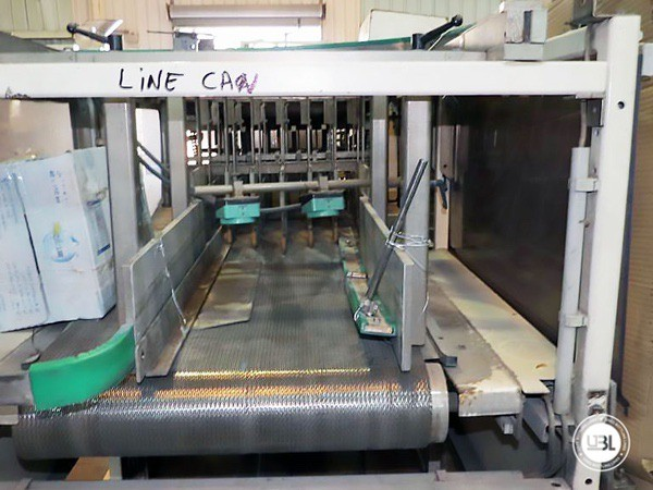 Used Complete Can Line for Soft Drinks 6000 cph - 34