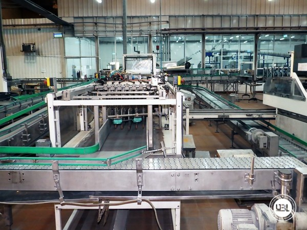 Used Complete Can Line for Soft Drinks 6000 cph - 4