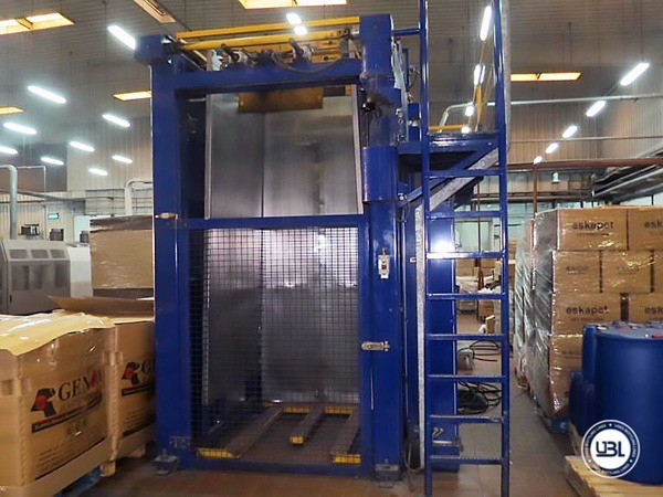 Used Complete Can Line for Soft Drinks 6000 cph - 46