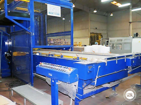 Used Complete Can Line for Soft Drinks 6000 cph - 47