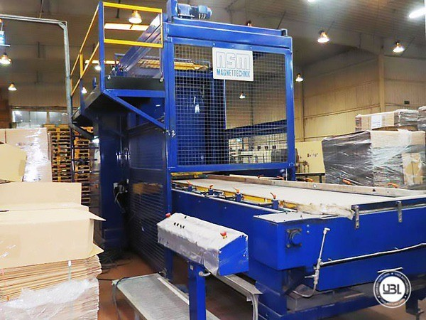 Used Complete Can Line for Soft Drinks 6000 cph - 8