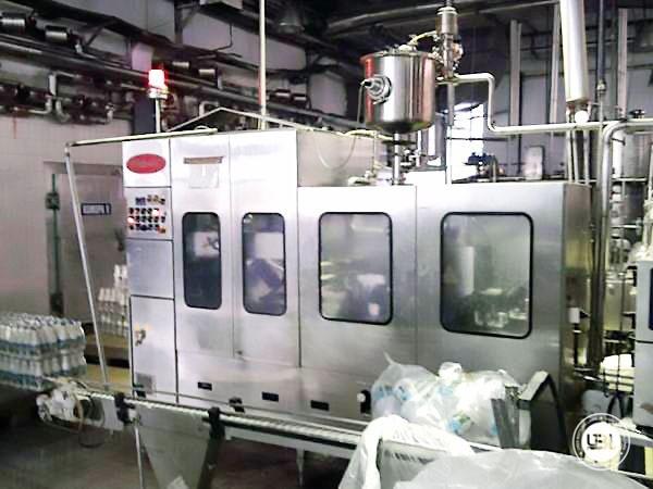 Used Filling Machine Elopak PURE PAK PS 20 - 3