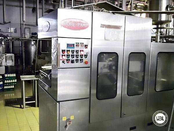Used Filling Machine Elopak PURE PAK PS 20 - 0