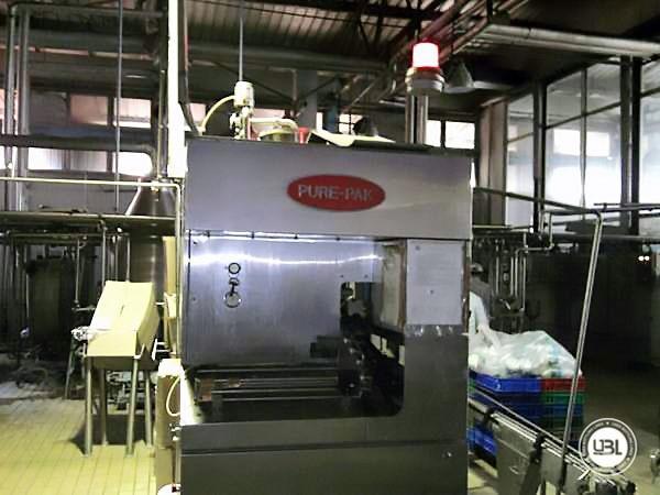 Used Filling Machine Elopak PURE PAK PS 20 - 4