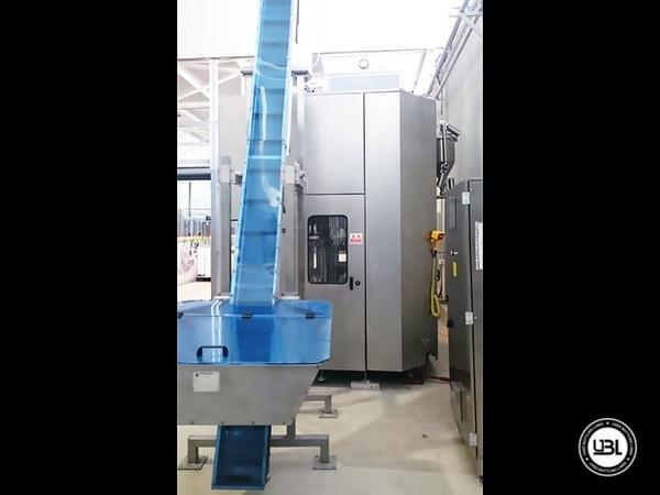 Used Volumetric Filling Machine Procomac HAL SF PET 24.24.6 / 125.6 6000 bph - 1