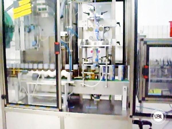 Used Bottle Labeler FINPAC SHM B2 9000 bph year 2007 - 0