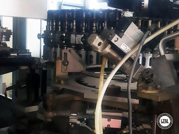 Used Blow Molding Machine Sidel SBO Universal 14/14 - 5