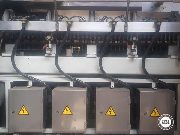 Used Blow Molding Machine Sidel SBO Universal 14/14 - 8