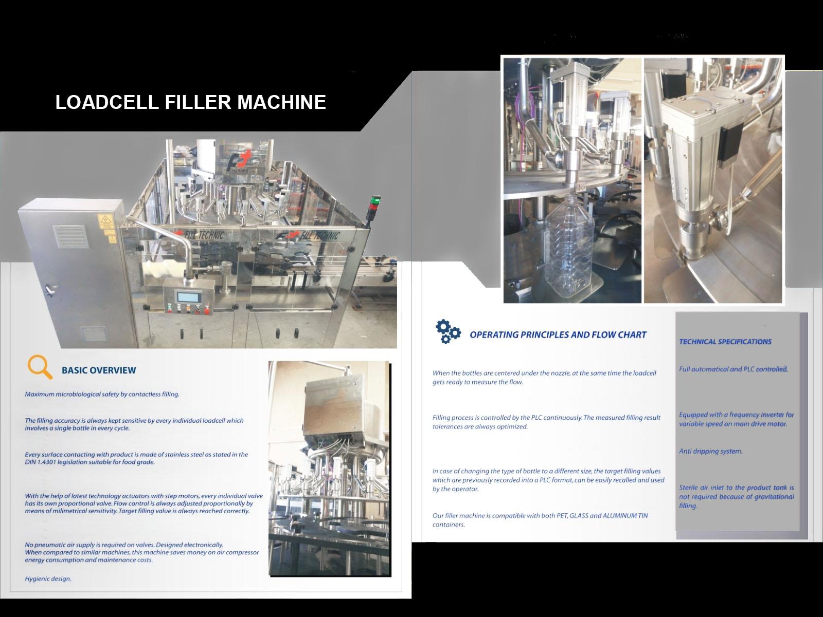 New Filling Machine FILLER 16 NOZZLE - 4