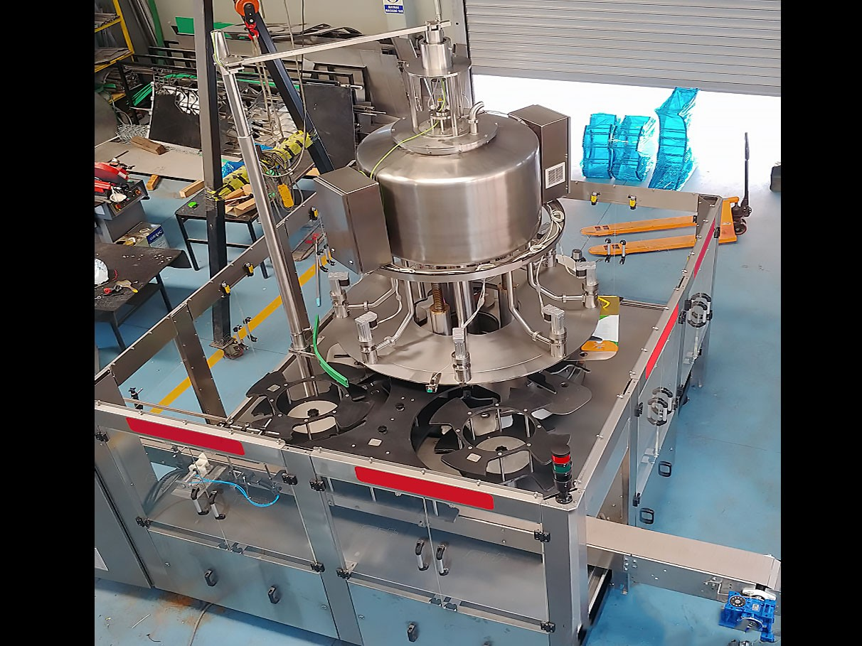 New Filling Machine CANS & TINS Filler 8.1 - 0