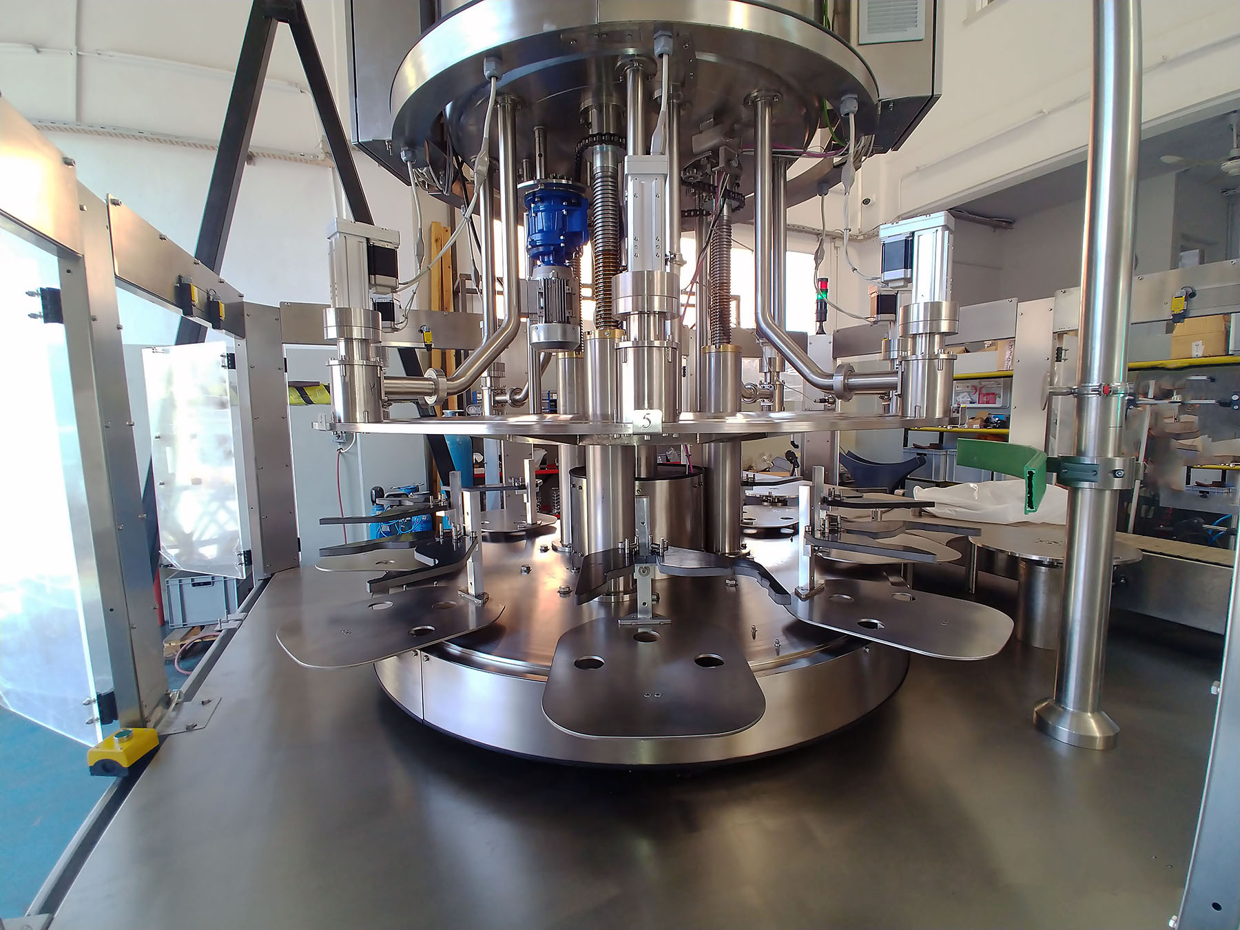 New Filling Machine CANS & TINS Filler 8.1 - 1