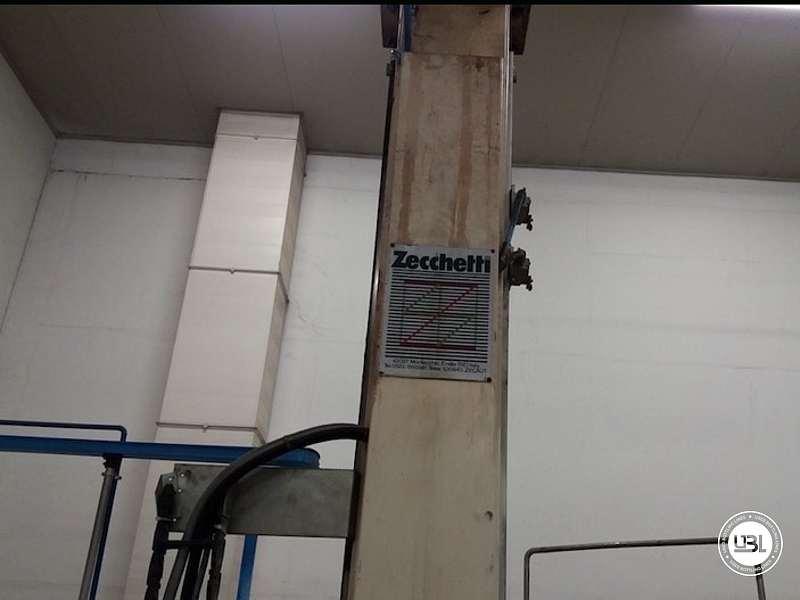 Zecchetti – Robopac Pallettizer P.50.B – Pallet Stretch Wrapper Rotoplat 2000 - 10