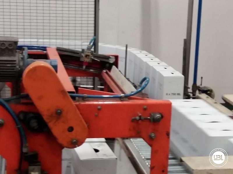 Zecchetti – Robopac Pallettizer P.50.B – Pallet Stretch Wrapper Rotoplat 2000 - 2