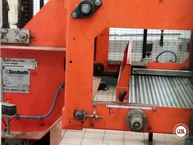 Zecchetti – Robopac Pallettizer P.50.B – Pallet Stretch Wrapper Rotoplat 2000 - 3