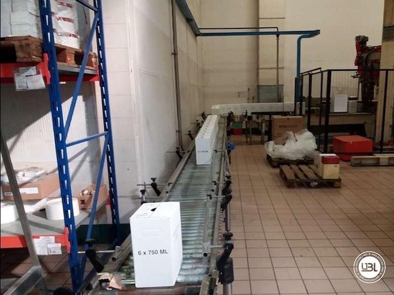 Zecchetti – Robopac Pallettizer P.50.B – Pallet Stretch Wrapper Rotoplat 2000 - 5