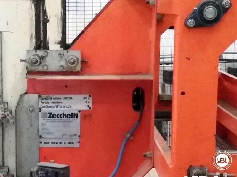Zecchetti – Robopac Pallettizer P.50.B – Pallet Stretch Wrapper Rotoplat 2000 - 7
