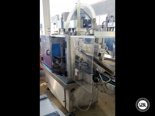 Used Bottle Washer Dryer Machine Cames WDT-6 4500 Bph - 1