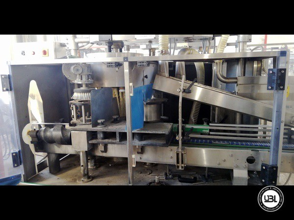 Used Bottle Washer Dryer Machine Cames WDT-6 4500 Bph - 3