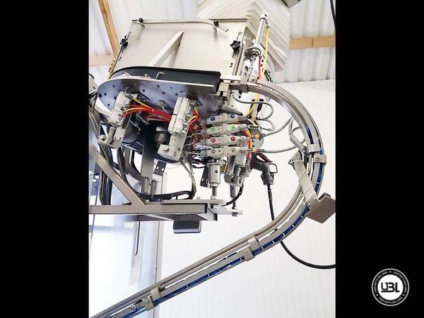 Used Capping Machine Zalkin CA 360 NG - 1