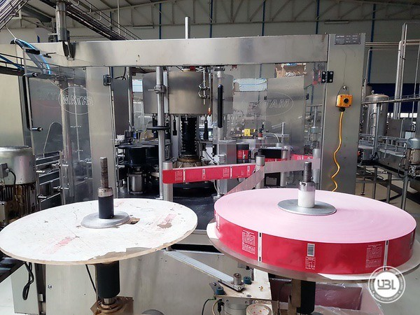 Used Complete PET Line for Soft Drinks 18000 bph - 11