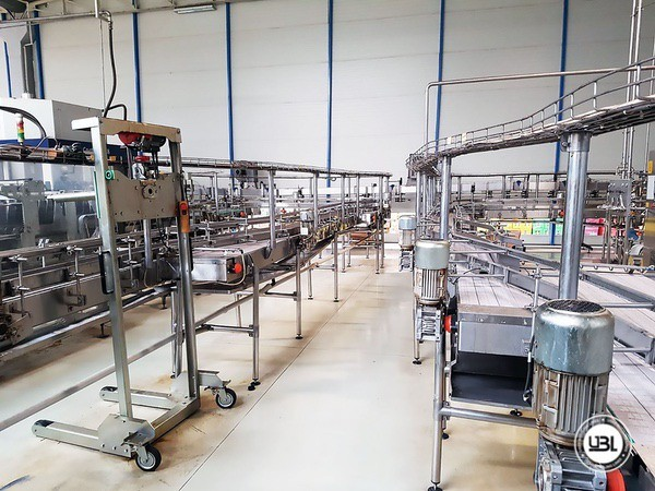 Used Complete PET Line for Soft Drinks 18000 bph - 12