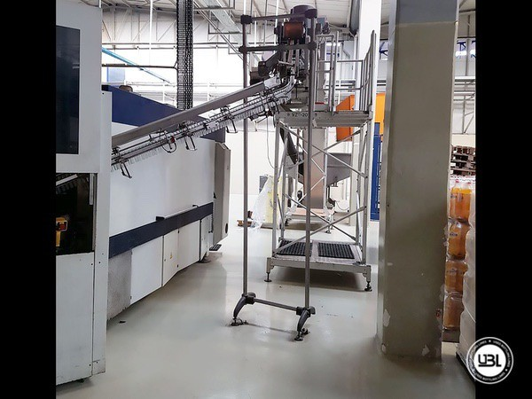 Used Complete PET Line for Soft Drinks 18000 bph - 17
