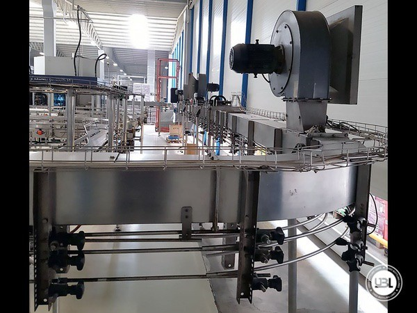 Used Complete PET Line for Soft Drinks 18000 bph - 18