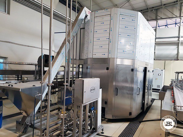 Used Complete PET Line for Soft Drinks 18000 bph - 20